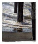 Slow M'ocean Fleece Blanket