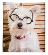 Smart Doggie Fleece Blanket