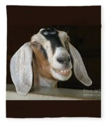 Smile Pretty Fleece Blanket