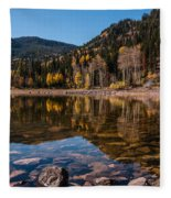 Smith And Morehouse Reflections Fleece Blanket