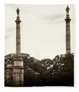 Smith Memorial Arch Fleece Blanket