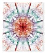 Smoke Art 30 Fleece Blanket