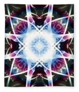 Smoke Art 55 Fleece Blanket