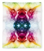 Smoke Art 57 Fleece Blanket
