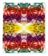 Smoke Art 68 Fleece Blanket