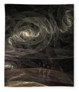 Smoke Dancers Fleece Blanket