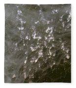 Spirit Smoke Fleece Blanket