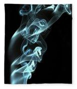 Smokey 8 Fleece Blanket