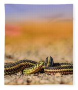 Snake Fleece Blanket
