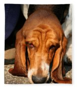 Sniffer Fleece Blanket