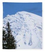 Snow Cone Mountain Top Fleece Blanket
