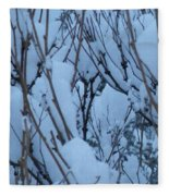 Snow Load Fleece Blanket