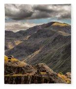 Snowdonia Fleece Blanket