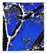 Snowy Limbs 14051 Fleece Blanket