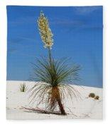 Soap Yucca Fleece Blanket