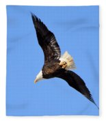 Soaring Eagle Fleece Blanket