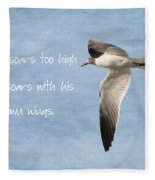 Soaring High 2 Fleece Blanket