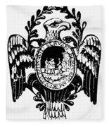 Society Of The Cincinnati Fleece Blanket