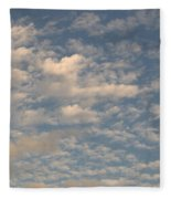 Soft Clouds Fleece Blanket