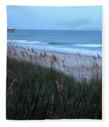 Soft Ocean Fleece Blanket