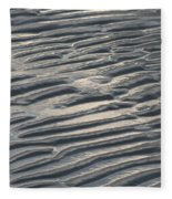 Soft Ripples Fleece Blanket