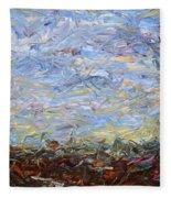 Soil Tumoil 2 Fleece Blanket