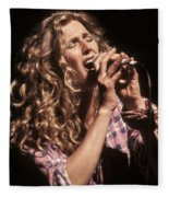 Sophie B Hawkins Fleece Blanket