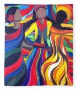 Soul Sista's Fleece Blanket