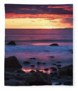 Sound Colors Fleece Blanket