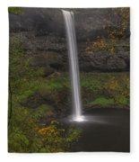 South Falls 1  Fleece Blanket