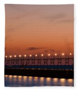 South Haven Reflection Fleece Blanket