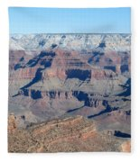 South Rim Grand Canyon National Park Fleece Blanket