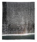 South Tower Water Fleece Blanket
