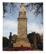 Southampton Cenotaph Hampshire Fleece Blanket