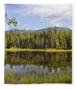 Southeast Summer Fleece Blanket