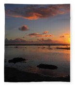 Southern California Gold Fleece Blanket