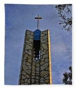 Southern California's Wafarers Chapel 1 Fleece Blanket