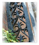 Southern Ironwork Fleece Blanket