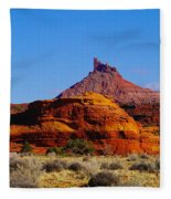 Southern  Utah Fleece Blanket
