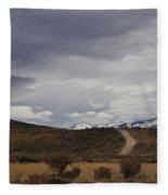 Southfork 1 Fleece Blanket