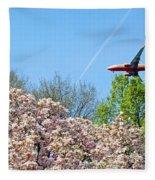 Southwest Airlines Fleece Blanket