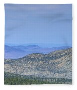 Southwest Views Fleece Blanket