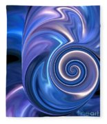 Space Time Fleece Blanket
