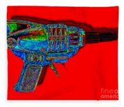 Spacegun 20130115v1 Fleece Blanket