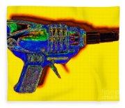 Spacegun 20130115v2 Fleece Blanket