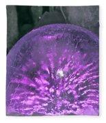 Sparkle Sphere Fleece Blanket