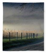 Sparks Lane Sunrise Fleece Blanket