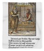 Spectacle Maker, 1568 Fleece Blanket