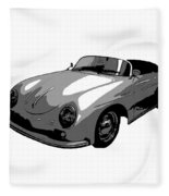 Speedster Fleece Blanket