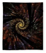 Sphere 5 Fleece Blanket